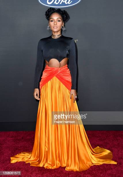 Janelle Monáe attends the 51st NAACP Image Awards Presented by BET at Pasadena Civic Auditorium on February 22 2020 in Pasadena California