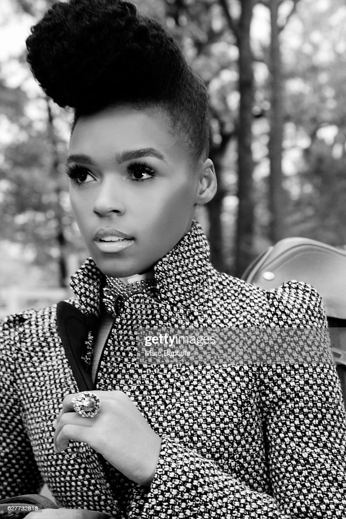 Janelle Monae, 2010 : News Photo