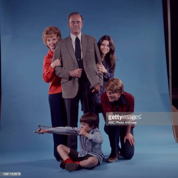 Janet Blair Henry Fonda Darleen Carr MichaelJames Wixted Ron Howard promotional photo for the Walt Disney Television via Getty Images series 'The...