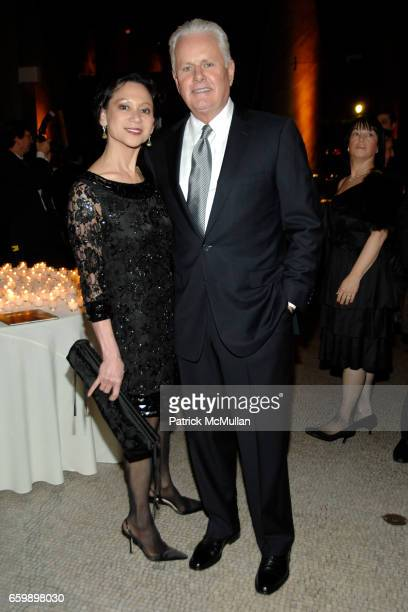 Janet Chang and Bill Sweeney attend SHEBA MEDICAL CENTER'S 2009 Benefit for the IDF Rehabilitation Hospital at Capitale on December 15 2009 in New...