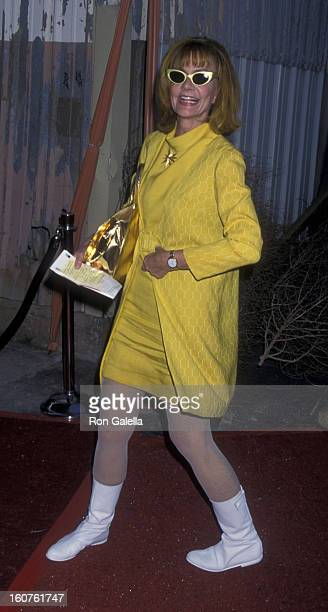 Janet Charlton attends APLA Benefit Fashion Show Honoring Todd Oldham on May 2 1996 at Bergamont Station in Santa Monica California