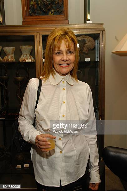 Janet Charlton attends Hip Hollywood Homes Book Launch at Blackman Cruz on September 21 2006