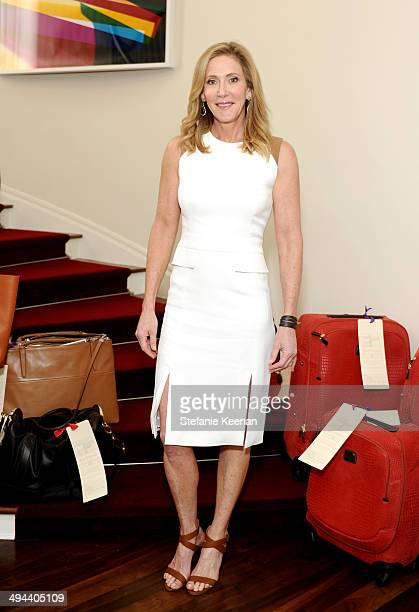 Janet Crown attends Annual PS ARTS Bag Lunch on May 29 2014 in Los Angeles California