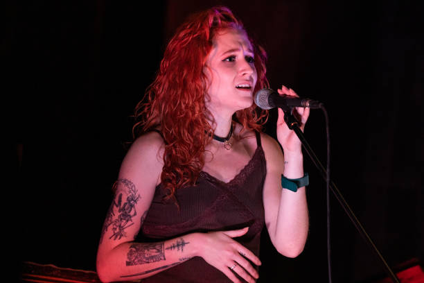 GBR: Janet Devlin Performs At St Matthias Church London