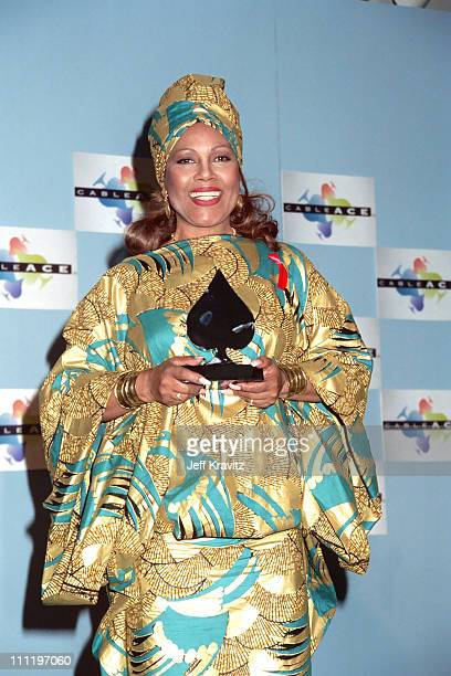 Ja'net DuBois during 1994 Cable Ace Awards in Los Angeles California United States