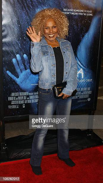 Ja'net DuBois during Gothika Premiere Los Angeles at Mann Village Theatre in Westwood California United States