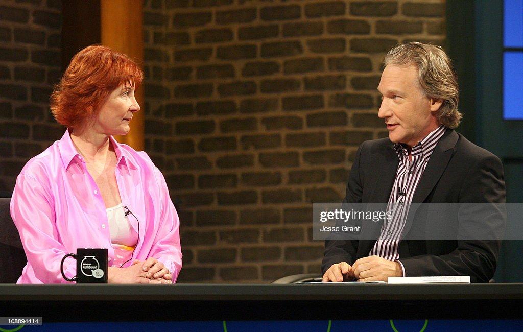 "Amazon.com ""Fishbowl with Bill Maher"" - June 22, 2006 : News Photo"