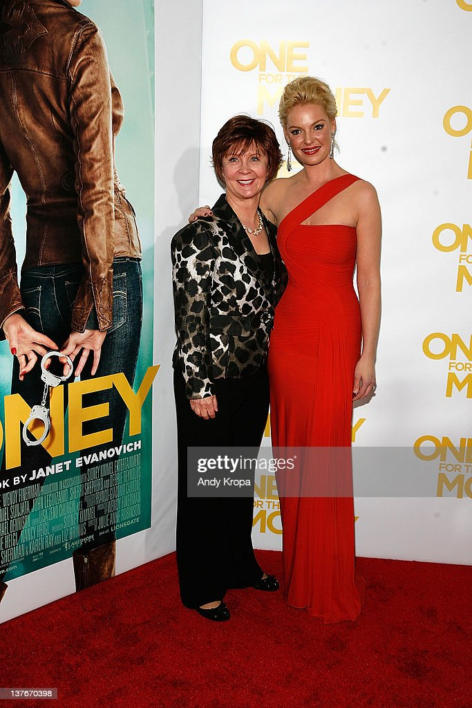 """One For The Money"" New York Premiere - Inside Arrivals : News Photo"