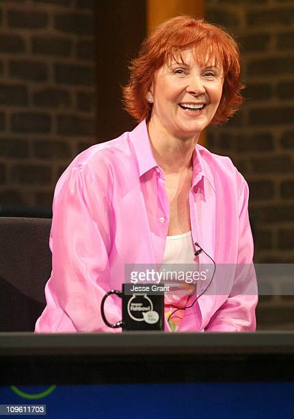 Janet Evanovich during Amazoncom Fishbowl with Bill Maher June 22 2006 in Hollywood California United States