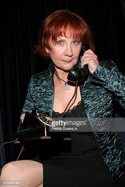 Janet Evanovich during Mystery Writers of America present the 60th Annual Edgar Awards at Grand Hyatt Hotel in New York NY United States