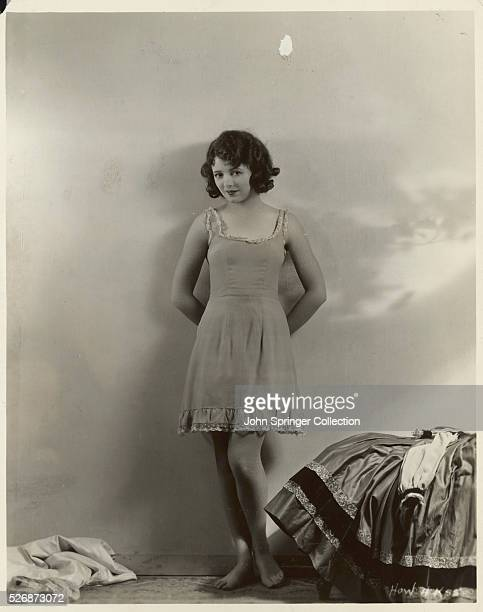 Janet Gaynor in a Scene from Christina