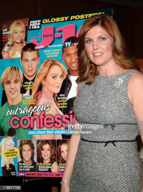 Janet Giovanelli EditorInChief of J14 magazine