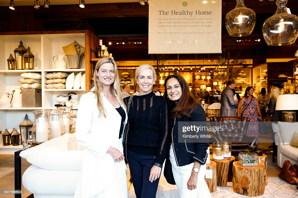 Pottery Barn Deutschland pottery barn celebrates corte madera store opening photos and images