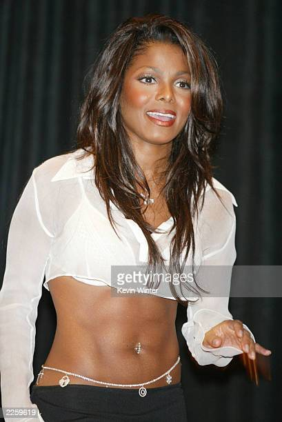 Janet Jackson at the 2nd Annual BET Awards at the Kodak Theatre in Hollywood Ca Tuesday June 25 2002 Photo by Kevin Winter/ImageDirect