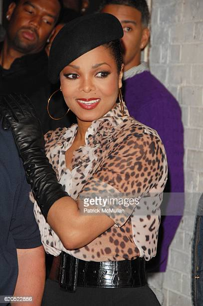 Janet Jackson attends Jermaine Dupri Birthday Party at Tenjune NYC on September 23 2008