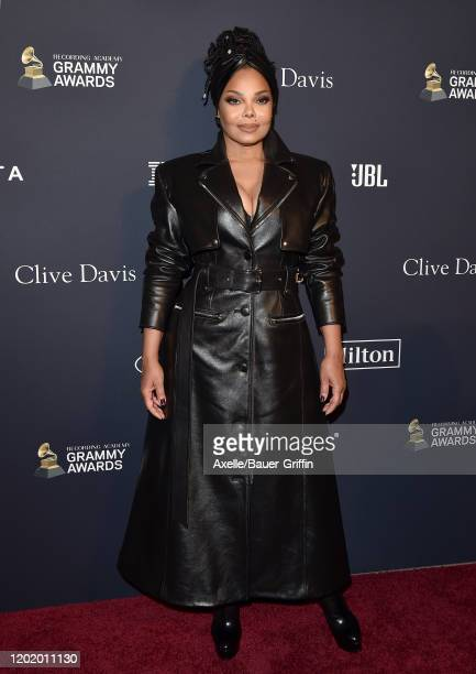 "Janet Jackson attends the Pre-GRAMMY Gala and GRAMMY Salute to Industry Icons Honoring Sean ""Diddy"" Combs at The Beverly Hilton Hotel on January 25,..."