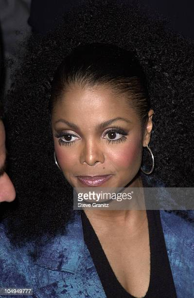 Janet Jackson during The 28th Annual American Music Awards Arista Records After Party at St Regis Hotel in Century City California United States