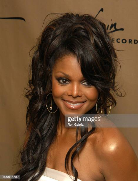 Janet Jackson during Virgin Records Presents Damita Jo A Celebration with Janet Jackson in Honor of Her New Album Arrivals at Spice Market in New...