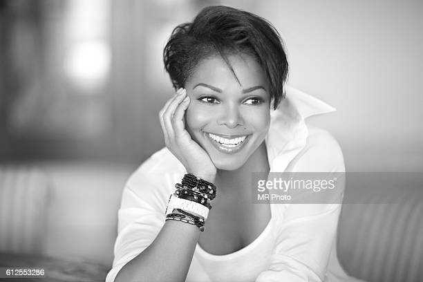 Janet Jackson is photographed for Shape Magazine on April 27 2011