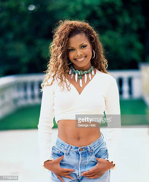 Janet Jackson Janet Jackson by George Holz Janet Jackson US Weekly August 1 1993 Los Angeles California