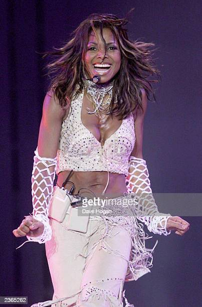 60 Top Janet Jackson All For You World Tour 2001 Pictures