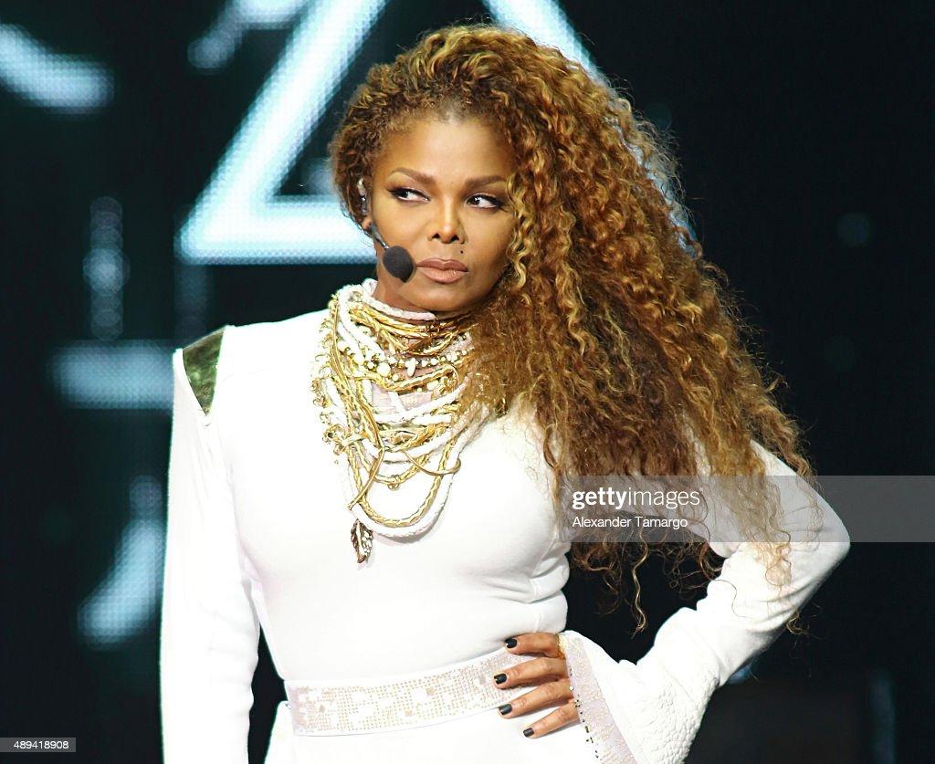 Janet Jackson - Unbreakable World Tour : News Photo