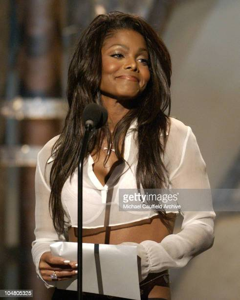 Janet Jackson presenter for Best Video of the Year