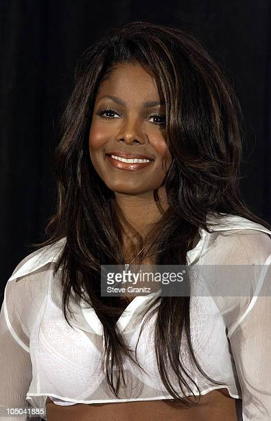 Janet Jackson presenter of Video of the Year during The 2nd Annual BET Awards Press Room at The Kodak Theater in Hollywood California United States