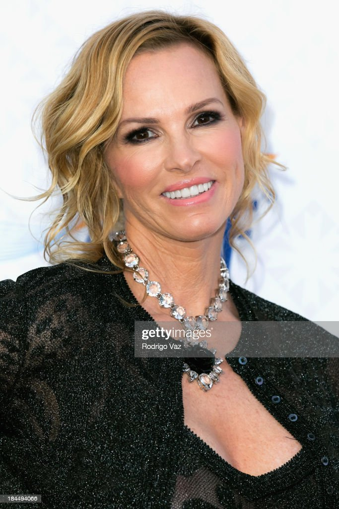 Janet Jones attends the 10th Annual Alfred Mann Foundation Gala on October 13, 2013 in Beverly Hills, California.