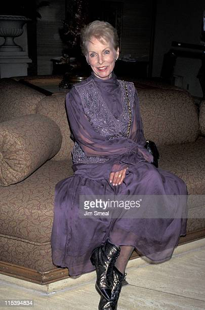 Janet Leigh during 21st Annual Saturn Awards at JW Marriott Hotel in Century City California United States