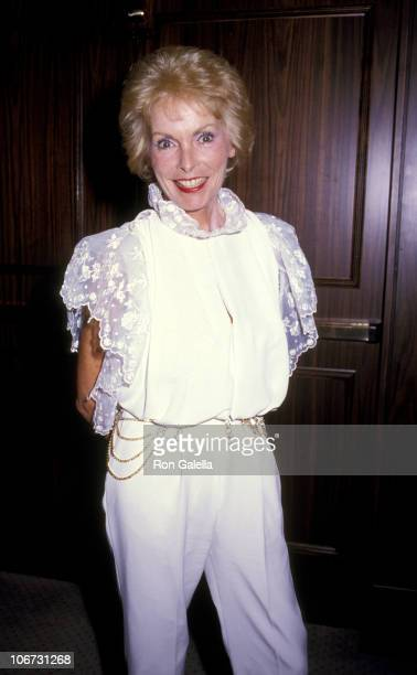 Janet Leigh during Hollywood International Celebration of the New Sheraton Premiere Hotel at Sheraton Premiere Hotel in Universal City California...