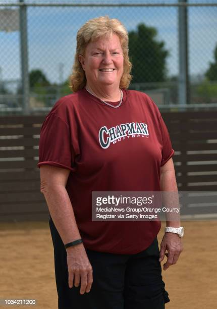 Janet Lloyd, Chapman's softball coach, who just completed her 21st season as a head coach. Chapman coaches boast a longevity that is rare in college...