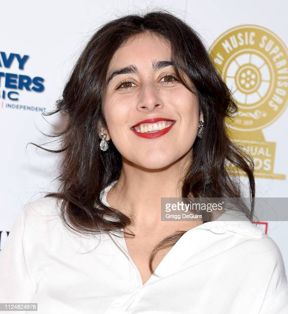 Janet Lopez attends the 9th Annual Guild Of Music Supervisors Awards at The Theatre at Ace Hotel on February 13 2019 in Los Angeles California