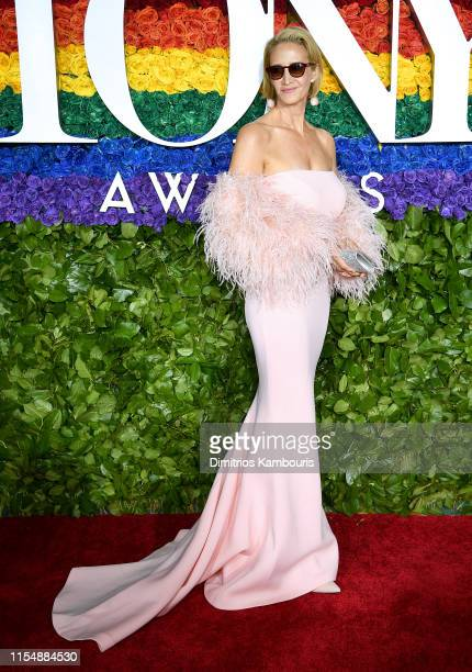 Janet McTeer attends the 73rd Annual Tony Awards at Radio City Music Hall on June 09, 2019 in New York City.