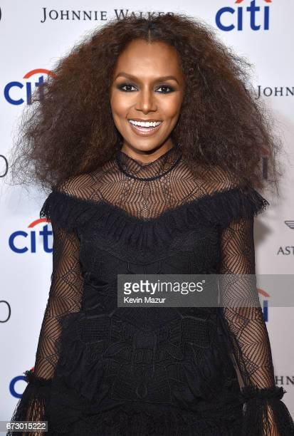 Janet Mock attends 2017 Time 100 Gala at Jazz at Lincoln Center on April 25 2017 in New York City