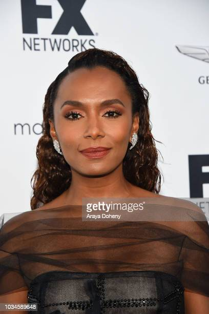 Janet Mock attends FX Networks celebration of their Emmy nominees at CRAFT LA on September 16 2018 in Los Angeles California