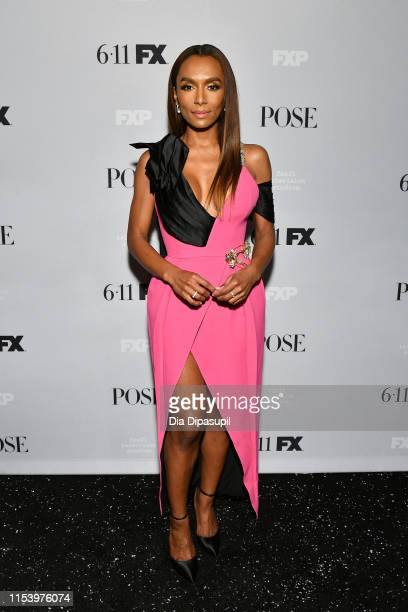 Janet Mock attends FX Network's Pose season 2 premiere on June 05 2019 in New York City