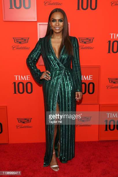 Janet Mock attends the 2019 Time 100 Gala at Frederick P Rose Hall Jazz at Lincoln Center on April 23 2019 in New York City