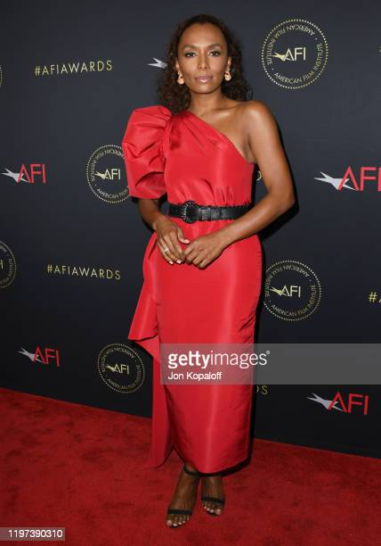 Janet Mock attends the 20th Annual AFI Awards at Four Seasons Hotel Los Angeles at Beverly Hills on January 03 2020 in Los Angeles California