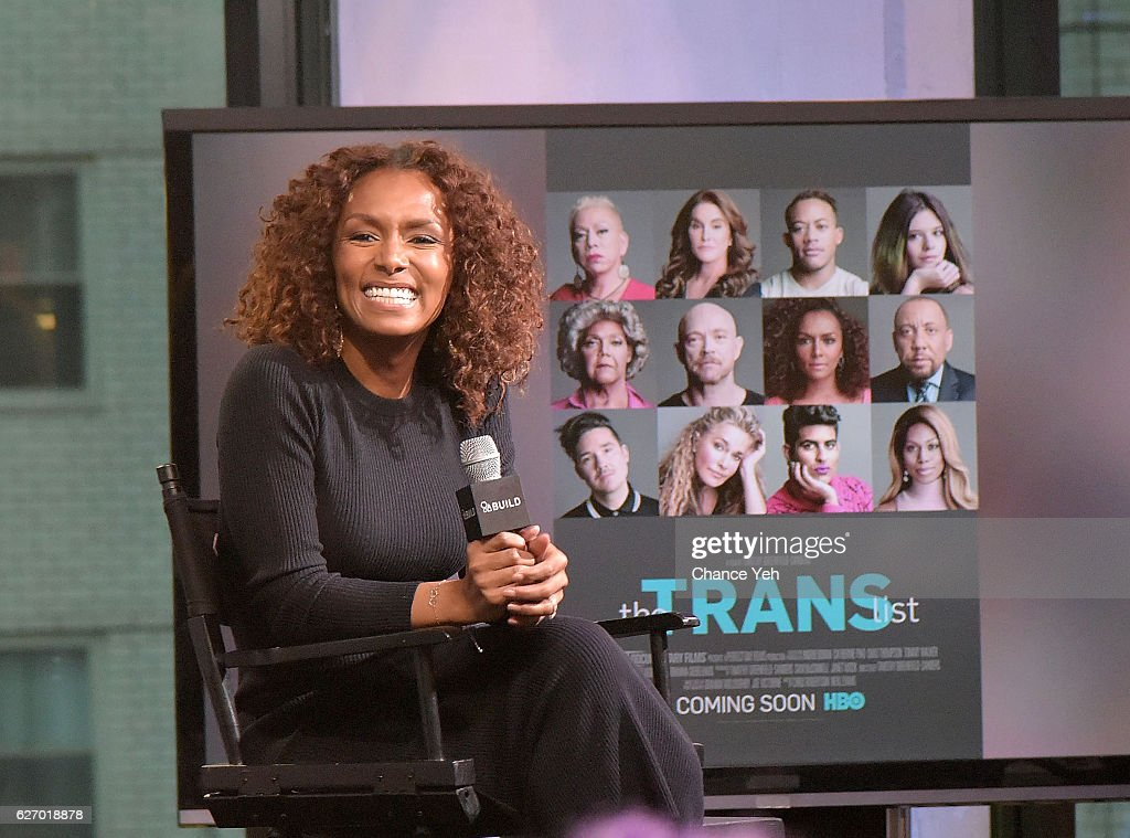 "Build Presents Janet Mock Discussing ""The Trans List"""