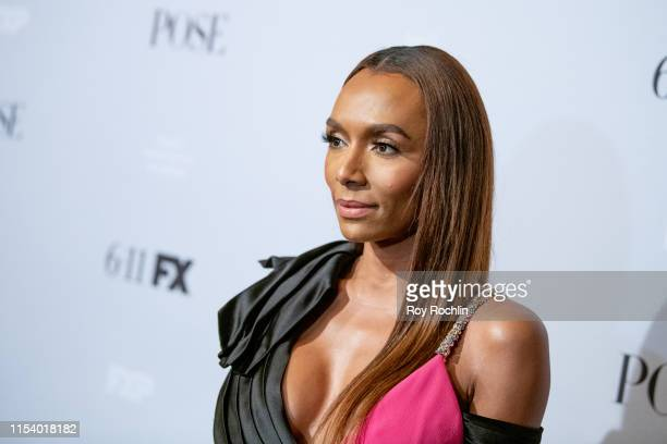 Janet Mock attends the FX Network's Pose Season 2 Premiere on June 05 2019 in New York City