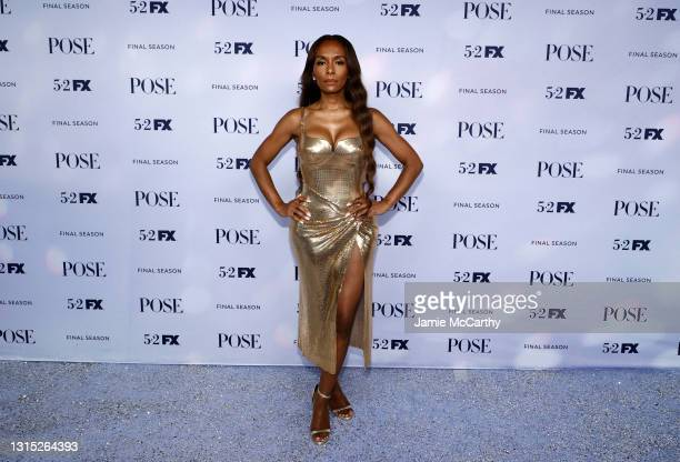 "Janet Mock attends the FX's ""Pose"" Season 3 New York Premiere at Jazz at Lincoln Center on April 29, 2021 in New York City."