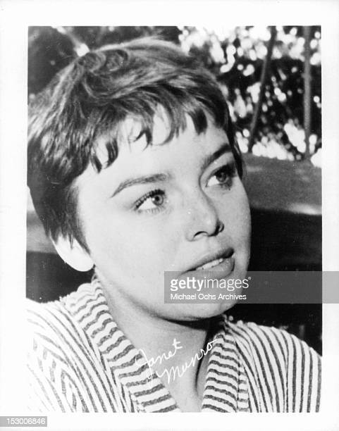 Janet Munro circa 1960