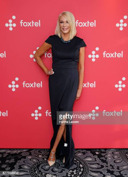Janet Roach during a Real Housewives of Melbourne Season 4 Media Opportunity on November 22 2017 in Sydney Australia