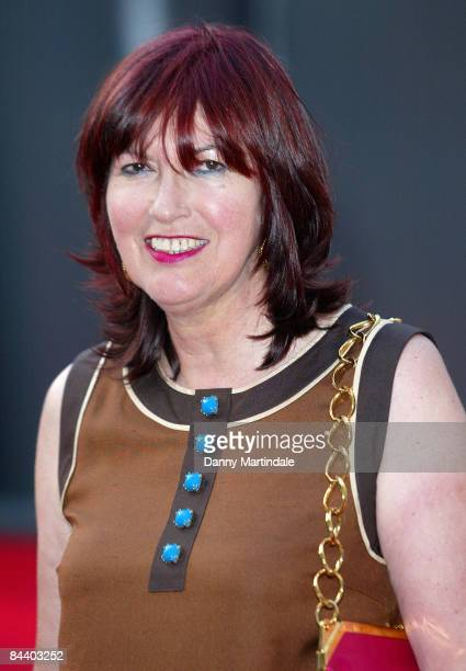 Janet Street-Porter arrives at the Royal Academy of Arts Summer Exhibition on June 4, 2008 in London, United Kingdom.