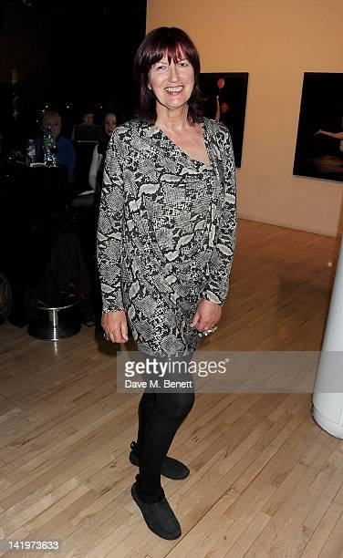 Janet Street-Porter attends an after party celebrating the press night performance of 'The Most Incredible Thing', a collaboration between...