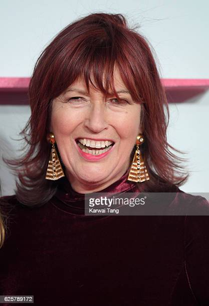 Janet StreetPorter attends the ITV Gala at London Palladium on November 24 2016 in London England