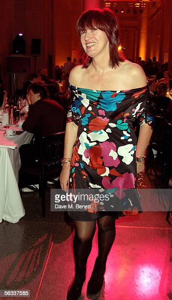 Janet StreetPorter attends the Turner Prize 2005 at Tate Britain on December 5 2005 in London England David Lammy hosts this year's prestigious arts...