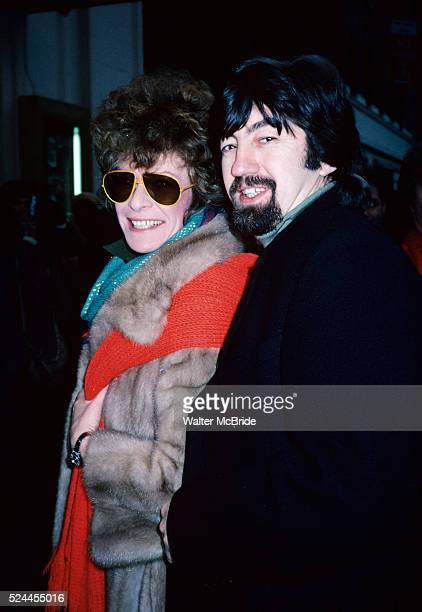 Janet Suzman and Trevor Nunn in 1984 in New York City