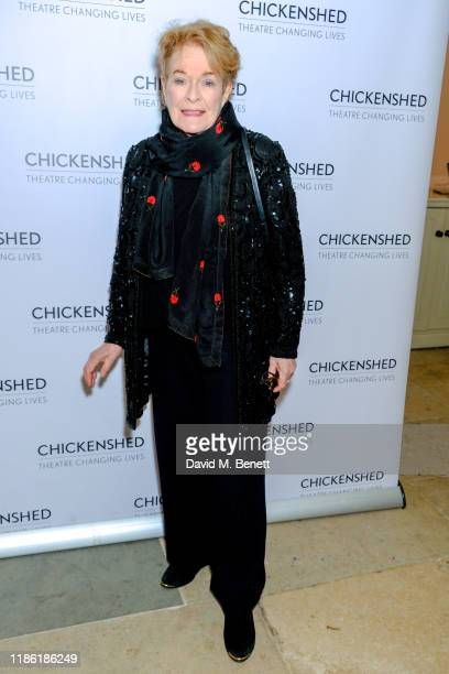 Janet Suzman attends Chickenshed's A Night For Dreamers fundraiser at Kensington Palace on November 07 2019 in London England